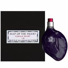 Парфюмированная вода Map of the Heart Purple Heart v.5 90мл (лицензия)