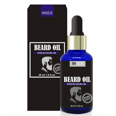 Mасло для бороды Inside Beard Oil cannabis  с феромонами 30ml
