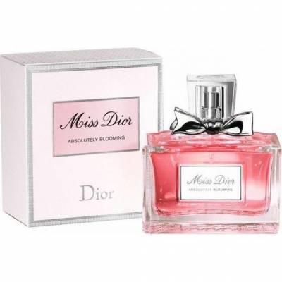 Туалетная вода Christian Dior Miss Dior Absolutely Blooming 100ml (лицензия)