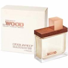 Парфюмированная вода Dsquared2 She Wood Velvet Forest 30мл (лицензия)