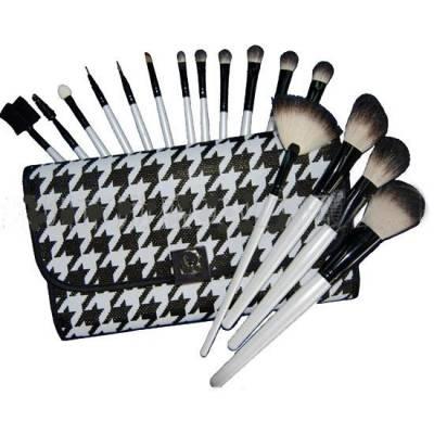 Набор кистей для макияжа Christian Dior кисти для макияжа 16шт (лицензия)