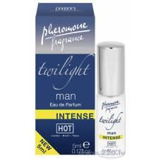 Духи с феромонами с ароматом для мужчин HOT Twilight Intense 5ml