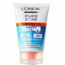 Гель для умывания Loreal Pure Zone 80ml (лицензия)