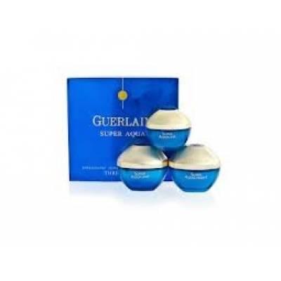 Крем для лица Набор для лица Guerlain Super Aqua (day 50ml+night 50ml+eyes 15ml) (лицензия)