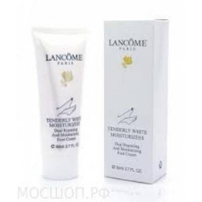 Крем для ног Крем для ног Lancome Tenderly White Moisturizees 80ml (лицензия)
