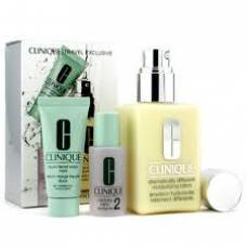 Набор Clinique (Lotion 125ml + Clarifying lotion + мыло) (лицензия)