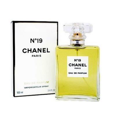 Женская парфюмерия Парфюмированная вода №19 100ml (лицензия)