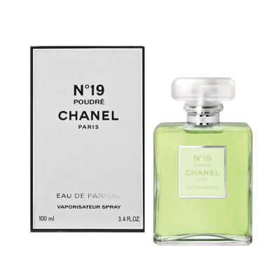 Женская парфюмерия Парфюмированная вода №19 Poudre 100ml (лицензия)