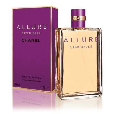 Женская парфюмерия Парфюмированная вода Allure Sensuelle 100ml (лицензия)
