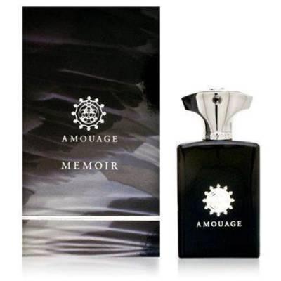 Мужская парфюмерия Парфюмированная вода Amouage Memoir Man 100ml (лицензия)