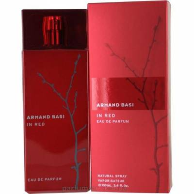 Женская парфюмерия Парфюмированная вода Armand Basi In Red 100ml (лицензия)
