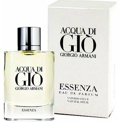 Мужская парфюмерия Парфюмированная вода Armani Acqua di Gio Essenza for Men 75ml (лицензия)