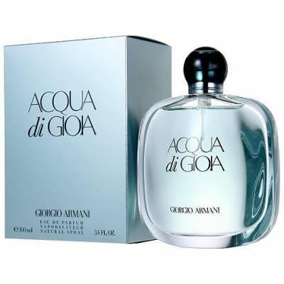 Женская парфюмерия Парфюмированная вода Armani Acqua Di Gioia 100ml (лицензия)