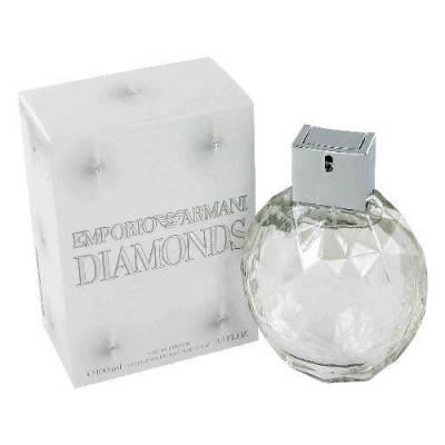 Женская парфюмерия Парфюмированная вода Armani Emporio Diamonds 100ml (лицензия)