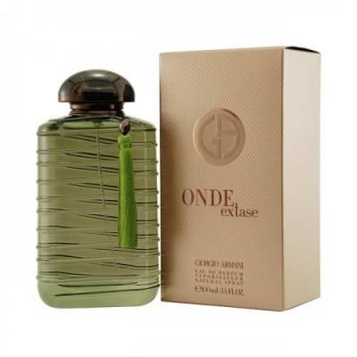 Женская парфюмерия Парфюмированная вода Armani Onde Extase 100ml (лицензия)