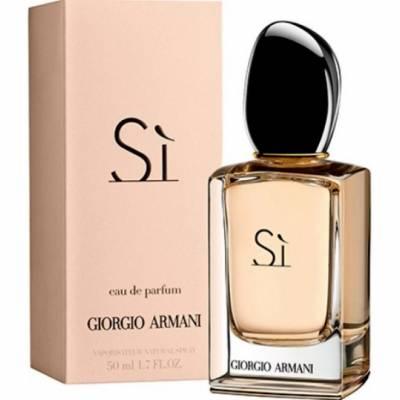 Женская парфюмерия Парфюмированная вода Armani Si 100ml (лицензия)