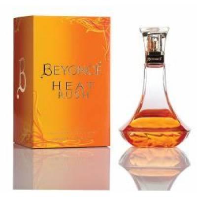 Женская парфюмерия Парфюмированная вода  Beyonce Heat Rush 100мл (лицензия)