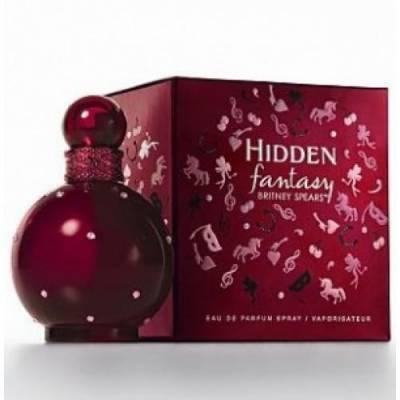 Женская парфюмерия Парфюмированная вода Britney Spears Hidden Fantasy 100ml (лицензия)