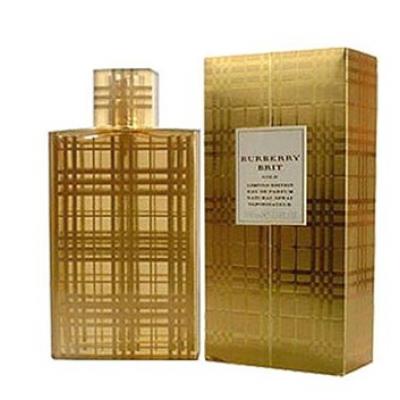 Женская парфюмерия Парфюмированная вода Burberry Gold 75ml (лицензия)