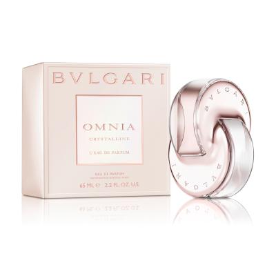 Женская парфюмерия Парфюмированная вода Bvgari Omnia Crystalline Leau de Parfum 65ml (лицензия)