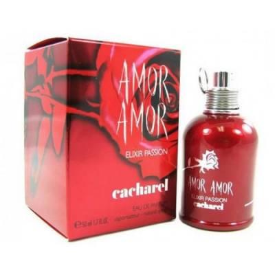 Женская парфюмерия Парфюмированная вода Cacharel Amor Amor Elixir Passion 100ml (лицензия)