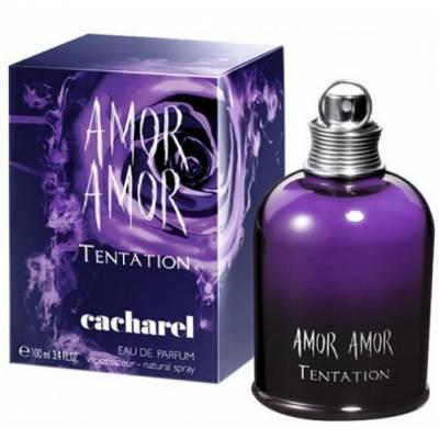Женская парфюмерия Парфюмированная вода Cacharel Amor Amor Tentation 100ml (лицензия)