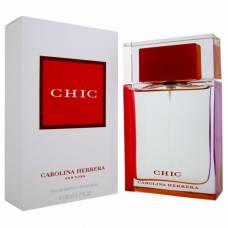 Парфюмированная вода Carolina Herrera Chic 80ml (лицензия)