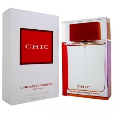Женская парфюмерия Парфюмированная вода Carolina Herrera Chic 80ml (лицензия)