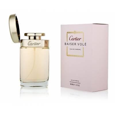 Женская парфюмерия Парфюмированная вода Cartier Baiser Vole 100ml (лицензия)