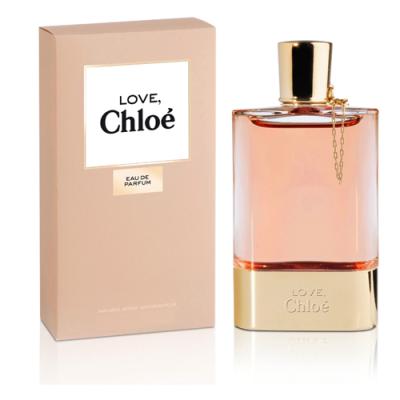 Женская парфюмерия Парфюмированная вода Chloe Love 75ml (лицензия)