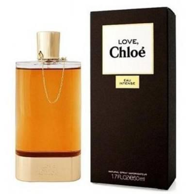 Женская парфюмерия Парфюмированная вода Chloe Love Eau Intense 75ml (лицензия)
