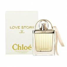 Парфюмированная вода  Chloe Love Story 75мл (лицензия)