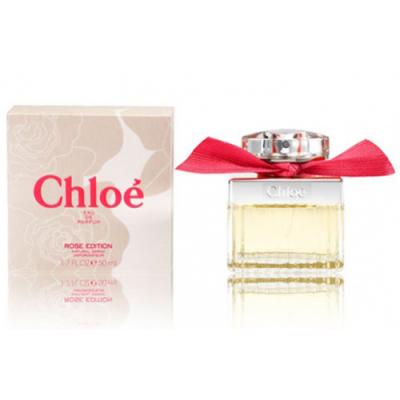 Женская парфюмерия Парфюмированная вода Chloe Rose Edition 75ml (лицензия)