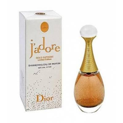 Женская парфюмерия Парфюмированная вода Christian Dior Jadore Gold Supreme Limited Edition 100ml (лицензия)