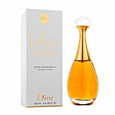 Парфюмированная вода Christian Dior JAdore LAbsolue 100ml (лицензия)