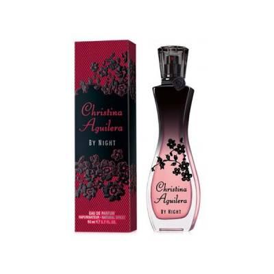 Женская парфюмерия Парфюмированная вода Christina Aguilera By Night 75ml (лицензия)