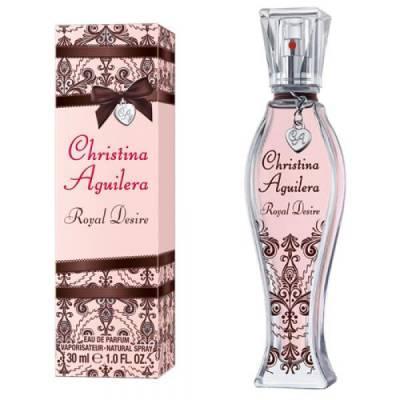 Женская парфюмерия Парфюмированная вода Christina Aguilera Royal Desire 75ml (лицензия)