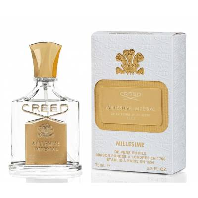 Мужская парфюмерия Парфюмированная вода Creed Millesime Imperial 120ml (лицензия)