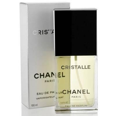 Женская парфюмерия Парфюмированная вода Cristalle 100ml (лицензия)
