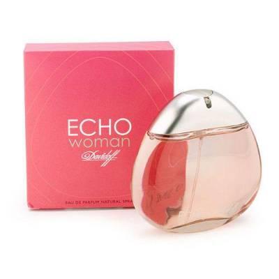 Женская парфюмерия Парфюмированная вода Davidoff Echo Woman 100ml (лицензия)