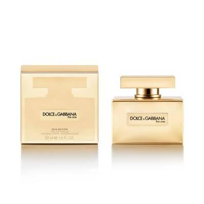 Женская парфюмерия Парфюмированная вода D&G The One Gold 75ml (лицензия)