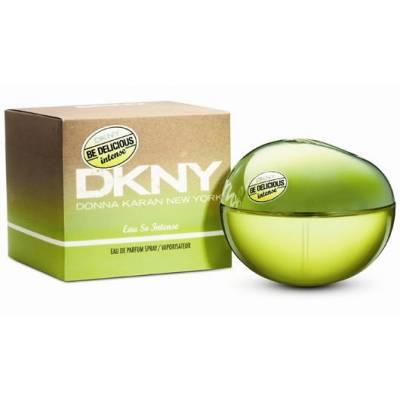 Женская парфюмерия Парфюмированная вода DKNY Be Delicious Eau So Intense 100ml (лицензия)