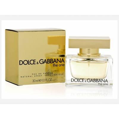 Женская парфюмерия Парфюмированная вода Dolce & Gabbana The One 75ml (лицензия)