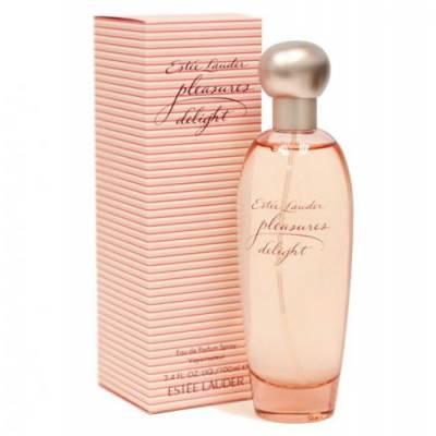 Женская парфюмерия Парфюмированная вода Estee Lauder Pleasures Delight 100ml (лицензия)