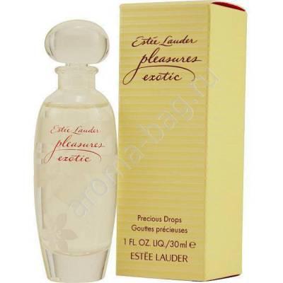 Женская парфюмерия Парфюмированная вода Estee Lauder Pleasures Exotic 100ml (лицензия)