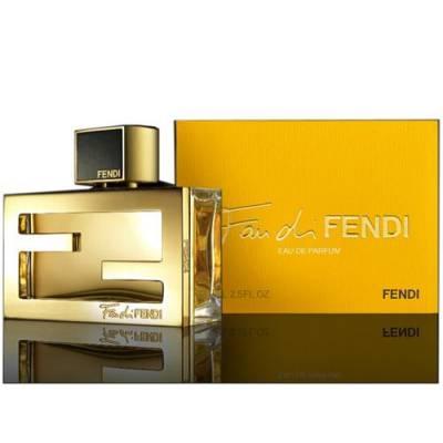 Женская парфюмерия Парфюмированная вода Fendi Fan di Fendi 75ml (лицензия)