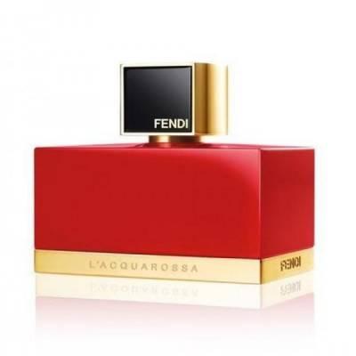 Женская парфюмерия Парфюмированная вода Fendi LAcquarossa 75ml (лицензия)