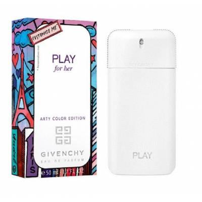 Женская парфюмерия Парфюмированная вода Givenchy Play Arty Color Edition 75ml (лицензия)