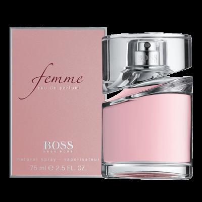 Женская парфюмерия Парфюмированная вода Hugo Boss Boss Femme 75ml (лицензия)
