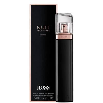 Женская парфюмерия Парфюмированная вода Hugo Boss Nuit Pour Femme 75ml (лицензия)
